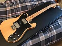 Fender FSR '72 Telecaster Deluxe (Natural) with HSC