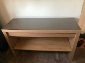 ikea malm dressing table Pale Beech