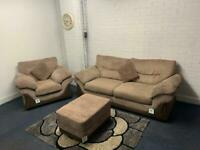 Beautiful DFS Sofa set delivery 🚚 sofa suite couch furniture