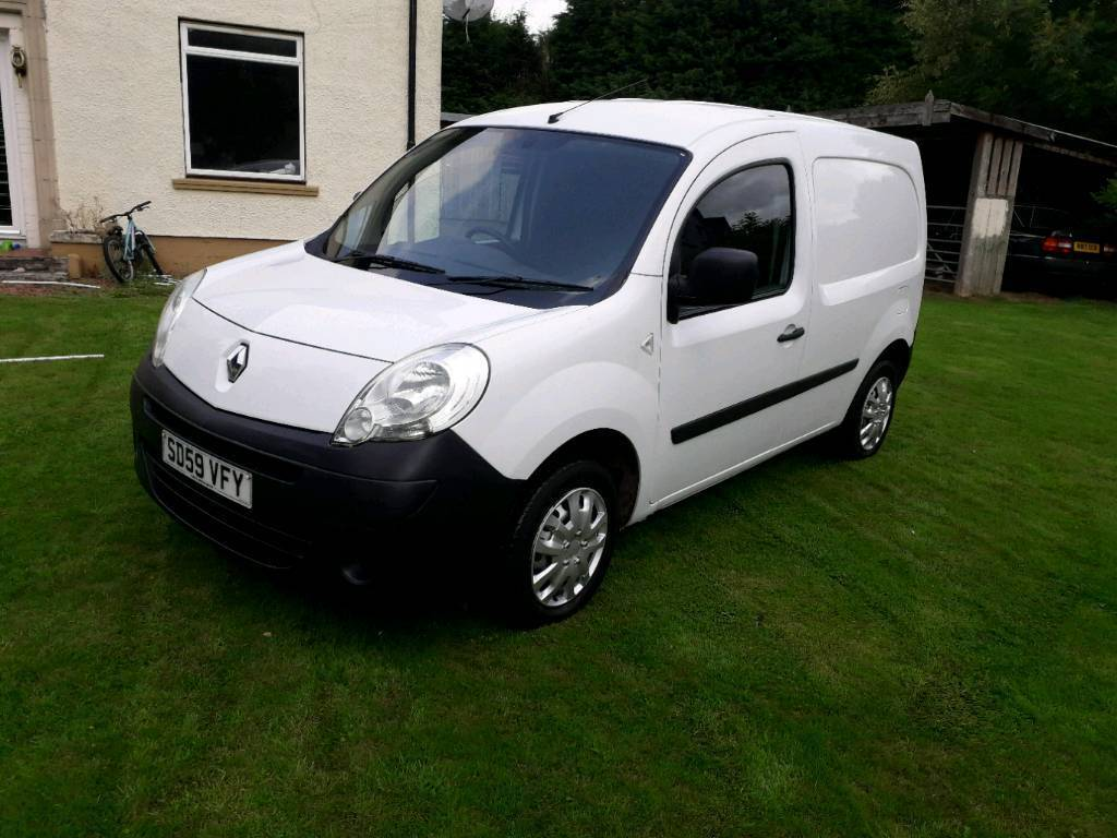 RENAULT KANGOO 1.5 DCI ONE LADY OWNER £1950