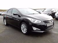 2012 hyundai I140 1.7 diesel style with only 52000 miles, motd jan 2018