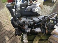 VW 2.5Tdi engine. Transporter T4 engine
