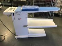 Commercial Laundry Professional Heated & Vacuumed Ironing Board / Table