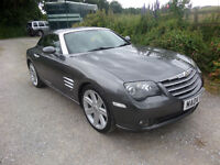 CHRYSLER CROSSFIRE AUTO COUPE PETROL.