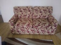 Bed settee (hardly used)