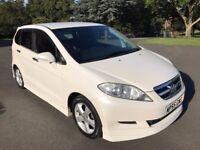 Stunning Honda EDIX/ FRV 2.0 Vtec Automatic 66K *Pearl White* Modulo Body Kit