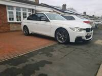 BMW 320I TWIN TURBO M SPORT