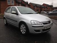 2005 VAUXHALL CORSA SXI TWINPORT 1.2 1 YEAR MOT, IMMACULATE CONDITION! 2 LADY OWNERS!