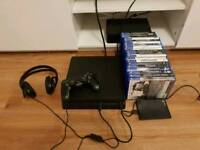 Ps4 with 20 games