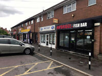 Fish & Chip Shop LEASE FOR SALE