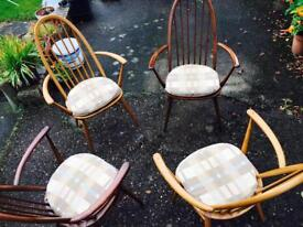 Ercol Windsor table & chairs