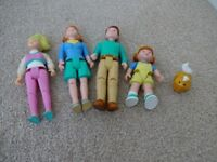 Fisher Price Doll's House People