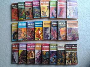 Complete Set of 24 Tarzan Books