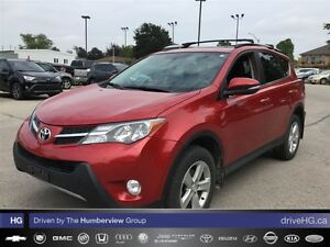 2014 Toyota RAV4 XLE | AWD | NO ACCIDENTS | LOCAL |