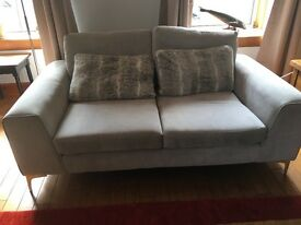2 seater Sofology Demure sofa