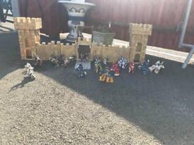Knights castle schleich