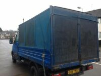 Rubbish clearance,waste disposal,junk removal-12 yard size van tipper