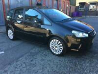 58 C MAX 2.0 AUTOMATIC .BLACK..ZETEC...72334miles.1yr MOT,1 Owner, Service,History Choice of 2