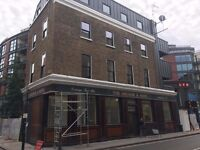 Retail/Office/Salon space (1323 Sq Ft) to let near Canary Whalf - 41 Westferry Road, E14 8JH