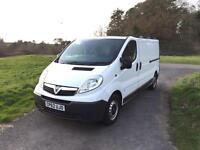 Vauxhall vivaro 2.0 cdti 6 speed * full service history •• 1 previous owner