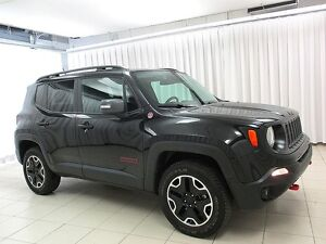 2016 Jeep Renegade TRAIL HAWK EDTN 4x4 TRAIL RATED SUV w/ HEATED
