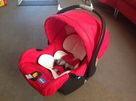 Chico Car Baby Seat: