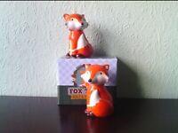 NEW FOX SALT & PEPPER