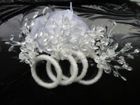 Joblot 81x Set 4 Napkin Rings & Scatter stones in Bag Wholesale Clearance Stock