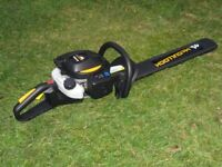 McCulloch Superlite 4528 Petrol Powered Hedge Trimmer