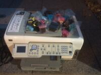 Hewlett Packard C6180 multi function inkjet printer