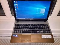 i5 6GB Ram Fast Packard Bell HD Laptop Massive 750GB,Window10,Microsoft office,Ready to use