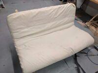 Kyoto 2 Seater Futon Sofa Bed