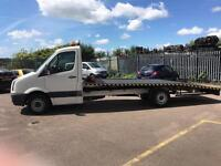 Vw crafter recovery truck 2008 good lovely example