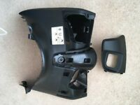 Honda PCX inter center cover
