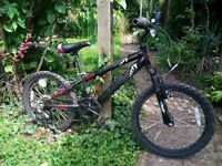 "Two 20"" 6 Speed Kids' Mountain Bikes"