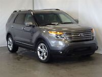 2014 Ford Explorer Limited, CUIR, 134$/SEM TOUS INCLUT!!!