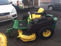 John Deere Z425 Zero Turn Ride On Mower