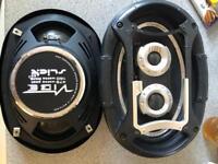 Vibe Slick 6X9 speakers
