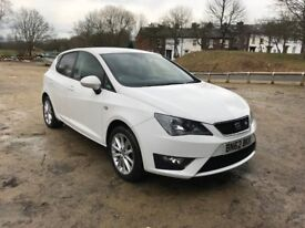 **SEAT IBIZA FR TSI 2012 ONLY 32,498 MILES IMMACULATE CONDITION**