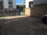 Secure car parking space, just outside congestion zone, N1 City / Old Street / Angel