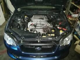 Subaru legacy ren sport breaking