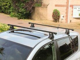 Thule Roof Bars for Toyota RAV4/VW Golf/Passat/Citroen Xsara
