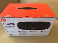 SEALED. BOX. JBL. XTREME BLUETOOTH SPEAKER BLACK COLOUR WITH JBL CONNECT