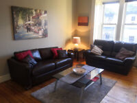 Lovely Spacious 2 bedroom City Centre flat, close to Grassmarket and Castle