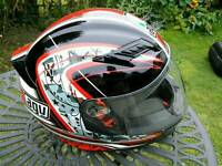 AVG Sports Motorbike Helmet - Excellent Condition. M/L