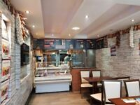 Price Reduced-Pizza Kebab Burger Takeaway shop for sale in Loughborough