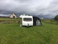 Swift Alpine2 Caravan 2011