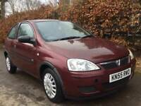 VAUXHALL CORSA 1.0 **AUTOMATIC** LOW MILES ONLY 48K** MOT MAY 2018**