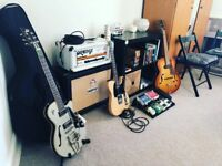 Guitar Lessons at a Leith Music Studio - Tuesday/Sunday Availability