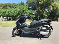 HONDA PCX125 Black